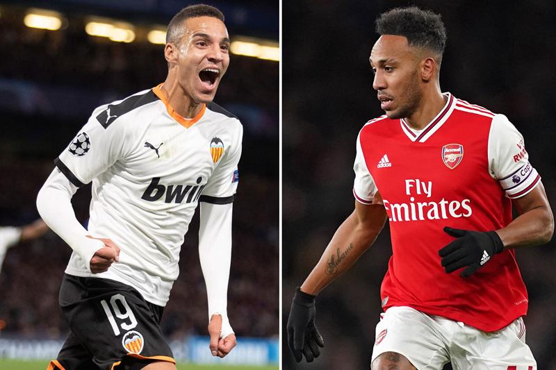 Arsenal chi 50 triệu bảng mua 'sát thủ' thay Aubameyang