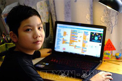 Fifth grader designs online games to gain victory over Covid-19