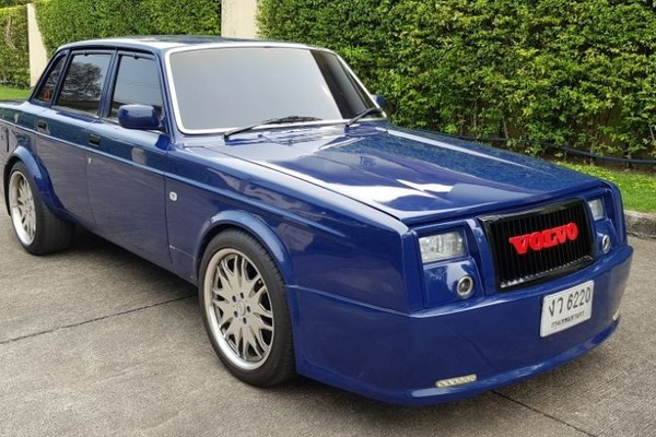 Bản độ nhái Rolls-Royce Phantom cực xấu rao bán 50 triệu