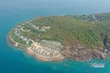 Tự ý chiếm, huỷ hoại hàng nghìn m2 đất ở khu du lịch đảo Hòn Tằm