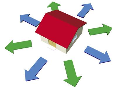 Đơn giản không ngờ với cách tự xem phong thuỷ cho nhà ở cực chuẩn