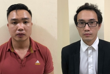Triệt phá đường dây môi giới mại dâm kèm sử dụng ma túy ở Hà Nội