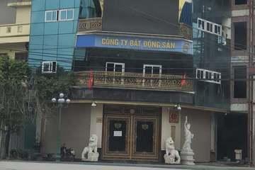 Công ty bất động sản của Đường 'Nhuệ' đóng thuế 0 đồng