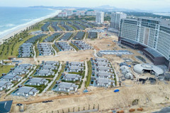 Bất động sản nghỉ dưỡng tụt dốc thê thảm, đại gia chết đắng bên bờ biển