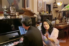 Không gian sống nhiều tượng Phật của Diva Thanh Lam