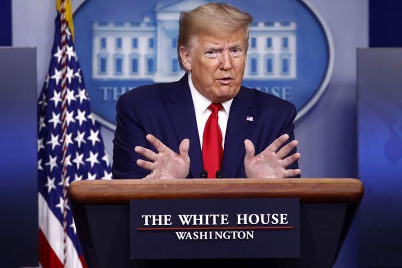 Ông Trump tuyên bố 'cấm cửa' mọi người nhập cư đến Mỹ vì Covid-19