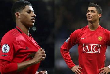 MU thay đổi lớn, Rashford thành 'Ronaldo mới'