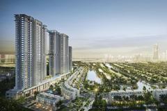 Ecopark ra mắt tòa tháp đôi ngay bên hồ cảnh quan 50ha