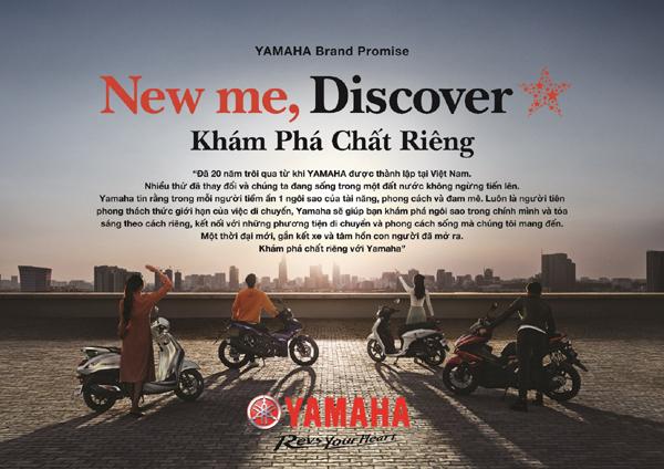 Yamaha Việt Nam, 20 năm lẫy lừng triệu chiếc xe đầy 'khí chất'