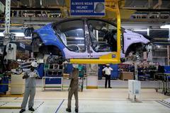 Nền công nghiệp ô tô Ấn Độ kêu cứu chính phủ