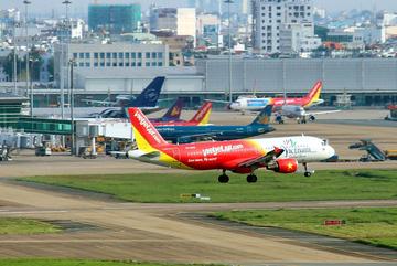 Hàng không đồng loạt tăng mạnh các chuyến bay nội địa