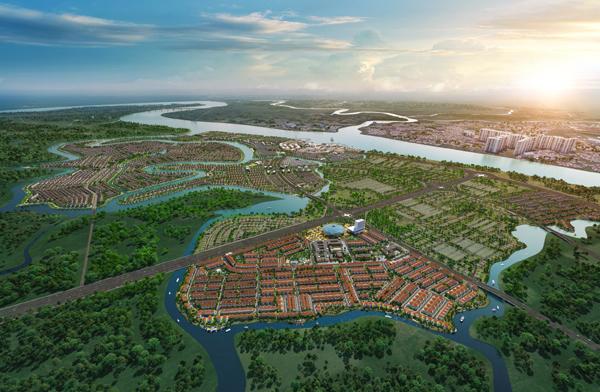 Đô thị sinh thái thông minh - 'đích nhắm' mới của giới đầu tư
