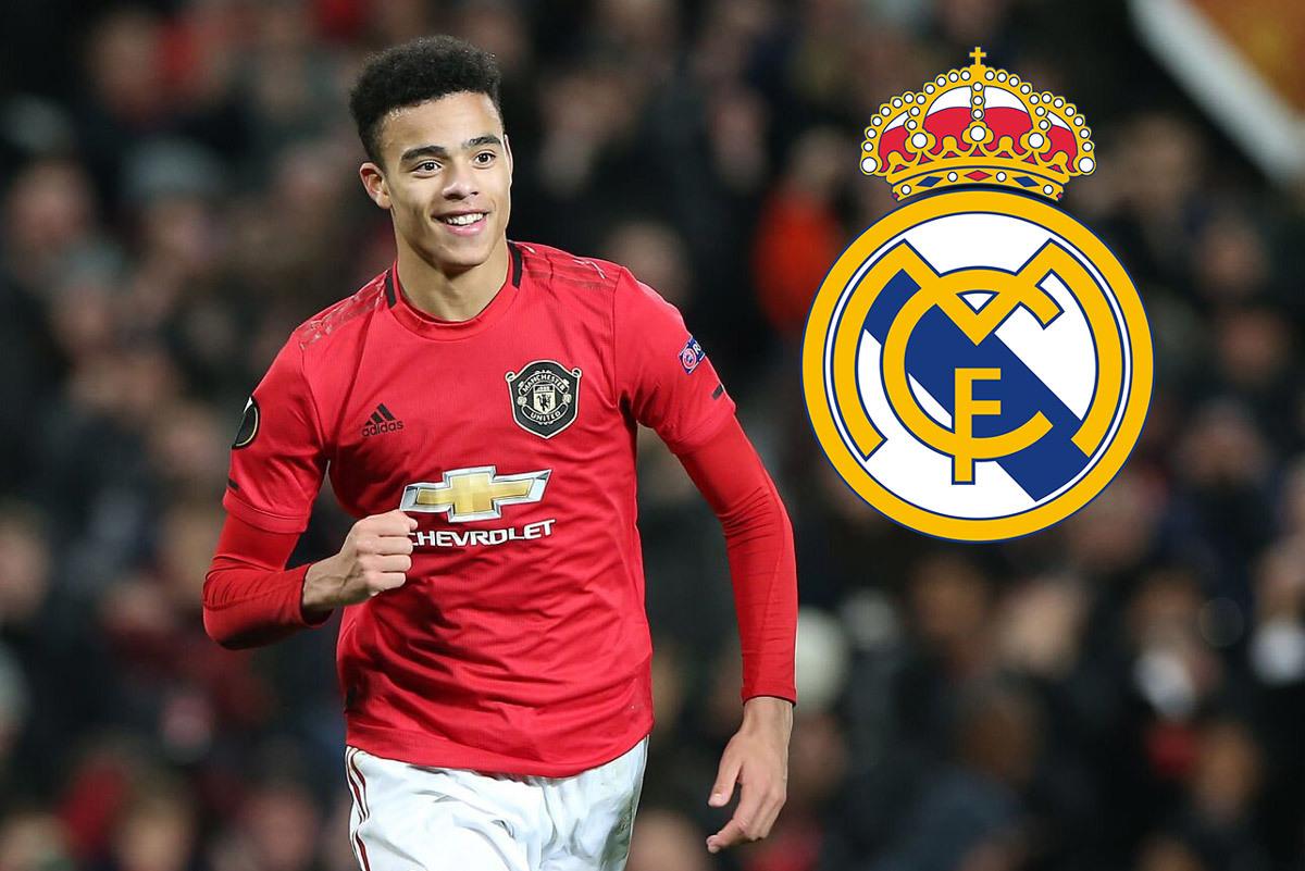 Real Madrid lấy viên ngọc Greenwood của MU