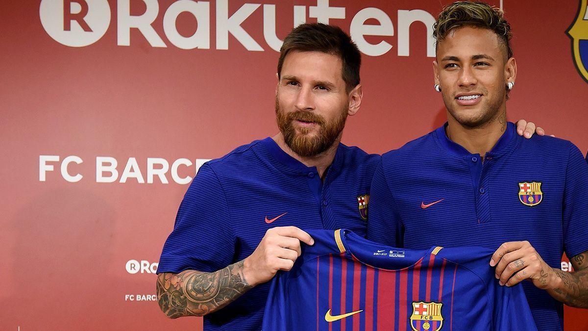 Messi ra tối hậu thư với Barca về vụ Neymar