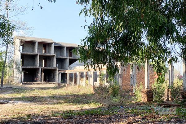 Chậm triển khai, dự án khu nghỉ dưỡng cho người cao tuổi bị thu hồi