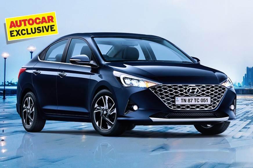 Ô tô Hyundai Verna 2020 giá chỉ 284 triệu, tiết kiệm nhiên liệu