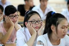 Học sinh lớp 12 lo sẽ phải tham gia nhiều kỳ thi