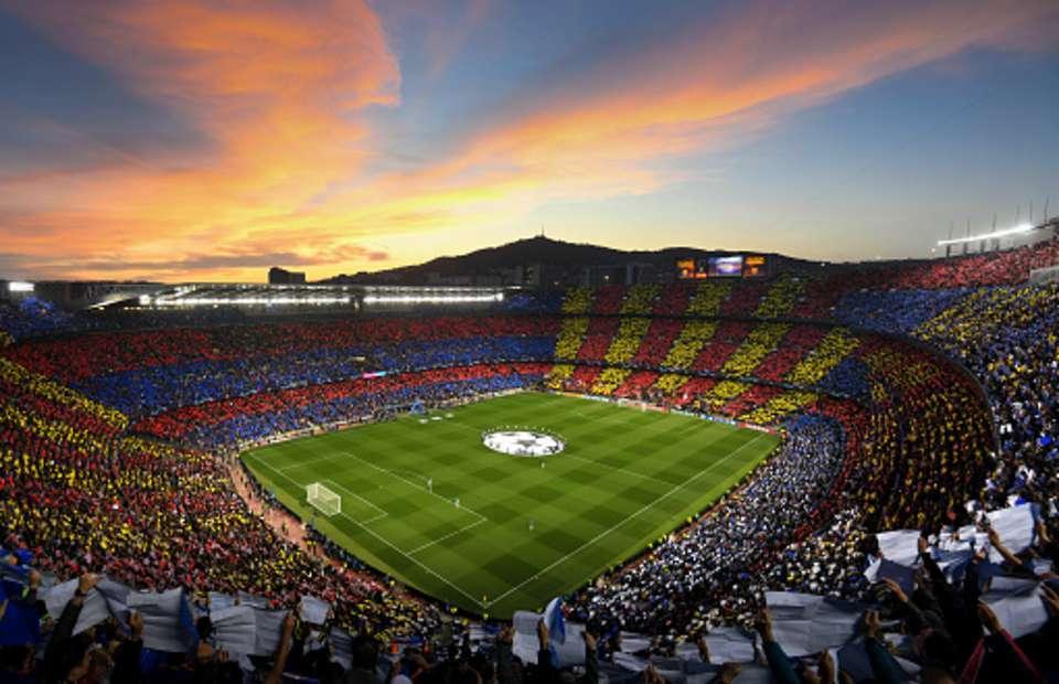 Vì Covid-19, Barca lần đầu bán tên sân Nou Camp