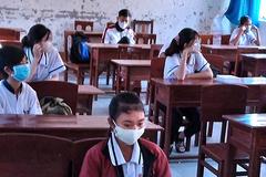 Bộ Giáo dục yêu cầu học sinh đến trường phải ngồi cách nhau 1,5m