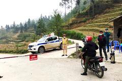 Hà Giang phong tỏa thị trấn Đồng Văn với hơn 7.000 dân