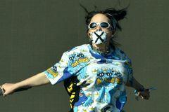 Coronavirus: Rock bands start selling face mask merchandise