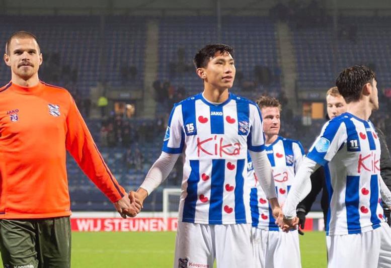 Đoàn Văn Hậu gặp hạn lớn khi giải Hà Lan bị hủy
