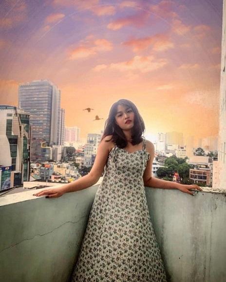 Con gái xinh đẹp làm diễn viên, cao 1m72 của nghệ sĩ Hoàng Mập