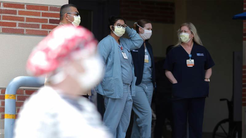 Dịch Covid-19 gây chết chóc ở Mỹ nhiều tuần trước ca tử vong đầu tiên được ghi nhận