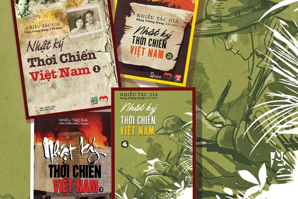 Lần đầu tiên xuất bản trọn bộ 'Nhật ký thời chiến Việt Nam'