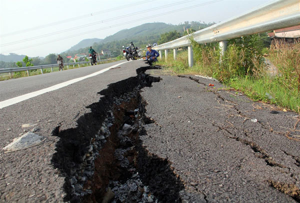 Ministry of Public Security reports final result of Da Nang-Quang Ngai Expressway's investigation
