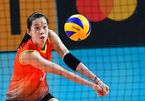 VN volleyball star gets offer to renew deal with Japanese club