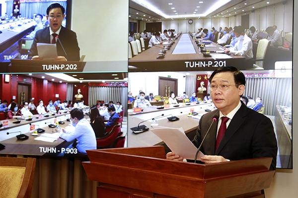 Bí thư Hà Nội: 'Virus trì trệ' nguy hiểm không kém Covid-19