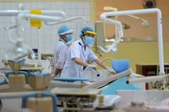 Trường y cả nước nhóm họp bàn cách thi chung