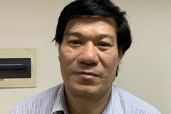 Bắt tạm giam Giám đốc CDC Hà Nội Nguyễn Nhật Cảm