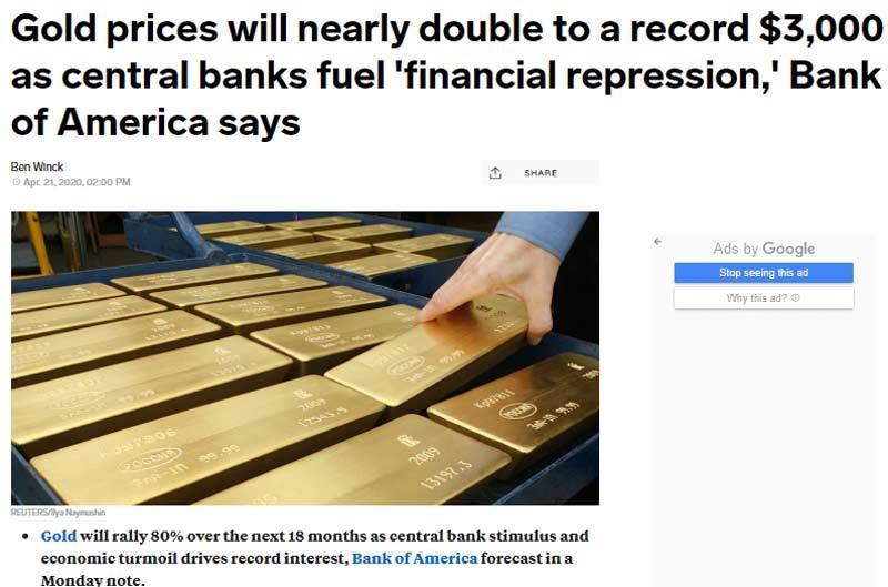Cú sốc đáng sợ, cảnh báo vàng lên trên 80 triệu/lượng