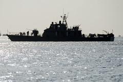 """Ông Trump ra lệnh """"bắn hạ và tiêu diệt"""" tàu chiến Iran"""