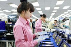 What will happen for VN if Samsung lowers export turnover goal by $5.8 billion