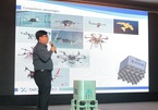 Vietnam's startup makes delivery drone, gets patent in US