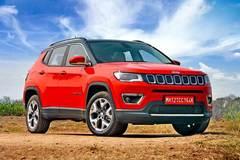 Ô tô SUV Jeep Compass mới, đẹp, giá hơn 500 triệu