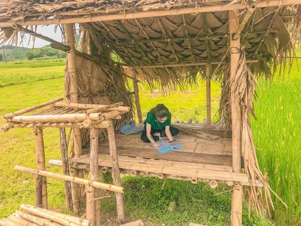 Trường Dự bị Đại học Dân tộc Sầm Sơn dạy học online 'vượt bão' Covid-19
