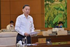 Bộ trưởng Tô Lâm: Không thể hạn chế dân nhập hộ khẩu vào Hà Nội, TP.HCM