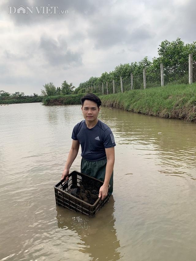 Trai đẹp Ninh Bình 'giấu' kho ngọc báu vật 2 tỷ đồng dưới ao