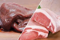 Thịt lợn tuyệt đối không kết hợp 5 thực phẩm này