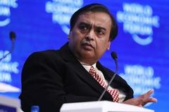 Tỷ phú Ấn Độ lấy lại ngôi người giàu nhất châu Á từ tay Jack Ma