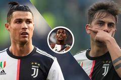 Đồng đội Juventus thẳng thừng: Ronaldo không bằng Paulo Dybala