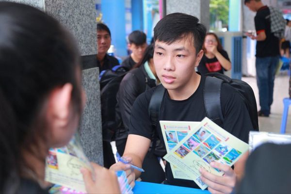 Trường ĐH Công nghiệp Thực phẩm TP.HCM xét tuyển 40% chỉ tiêu từ kết quả thi THPT