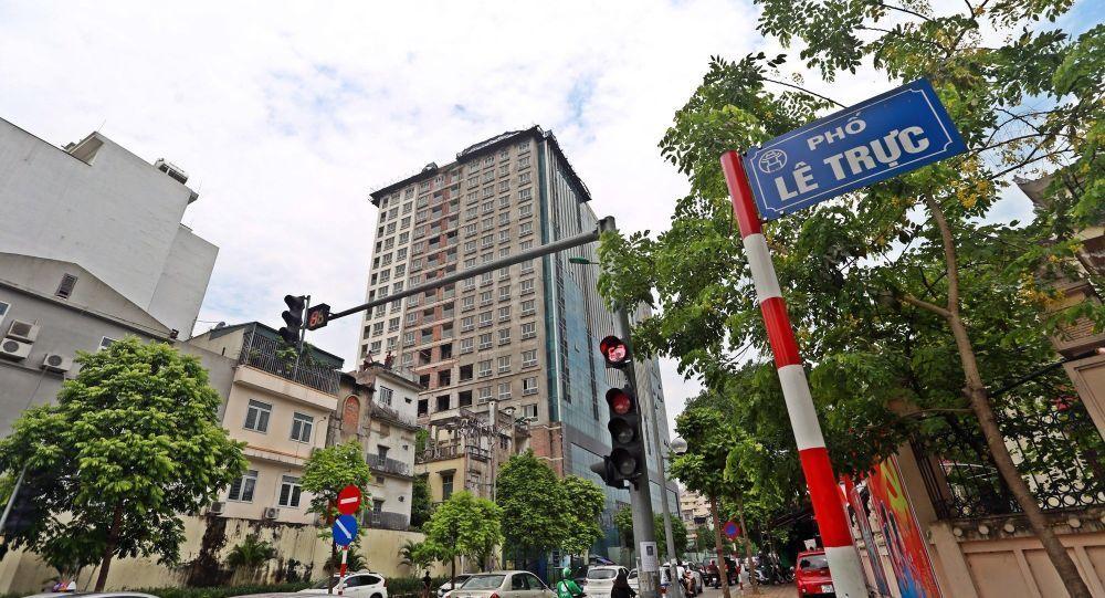 Thủ tướng yêu cầu Hà Nội xử lý dứt điểm vụ nhà 8B Lê Trực