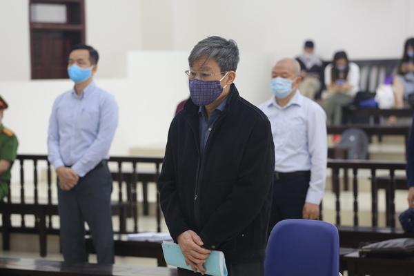 Phúc thẩm vụMobiFone mua AVG, ông Nguyễn Bắc Son nói lời ân hận