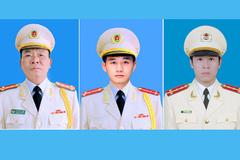 Hỗ trợ 45 triệu đồng cho gia đình 3 chiến sỹ hy sinh ở Đồng Tâm