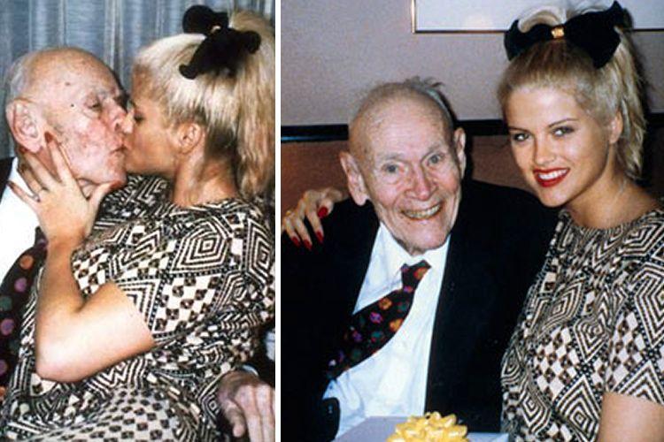 Cuộc đời lận đận của người mẫu 26 tuổi kết hôn với tỷ phú 89 tuổi